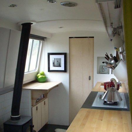 roomenvy - narrow kitchen gallery
