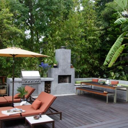 roomenvy - stylish garden terrace