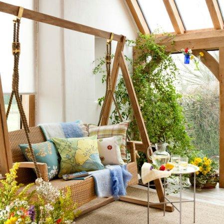 roomenvy - fresh summer garden room