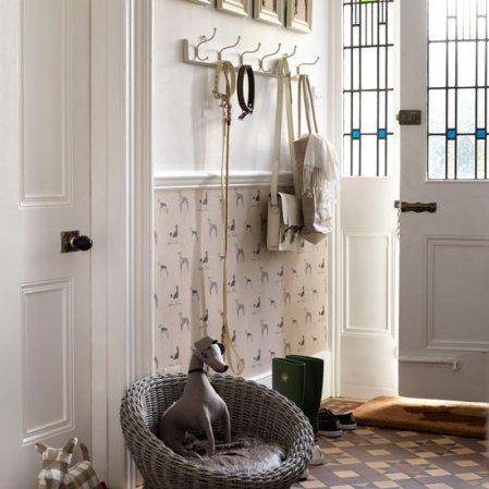 roomenvy - doggy hallway