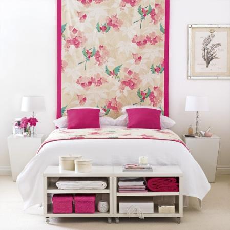 roomenvy - flower power bedroom