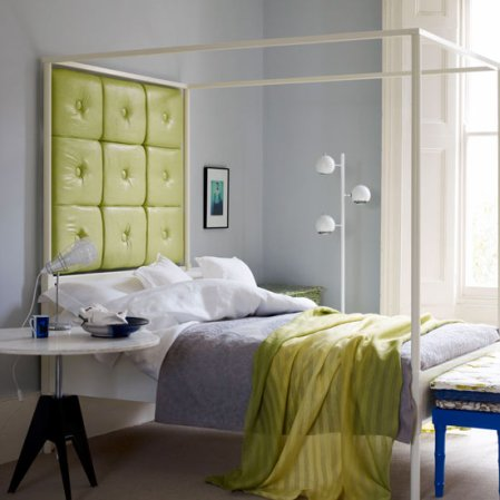 roomenvy - funky upholstery bedroom