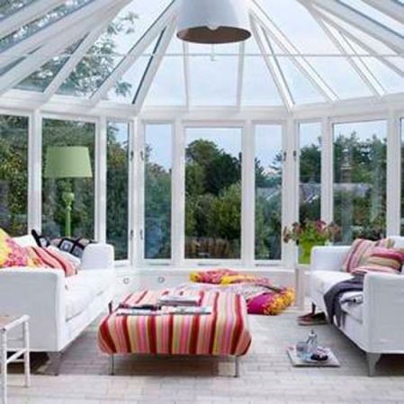 roomenvy - light and bright conservatory