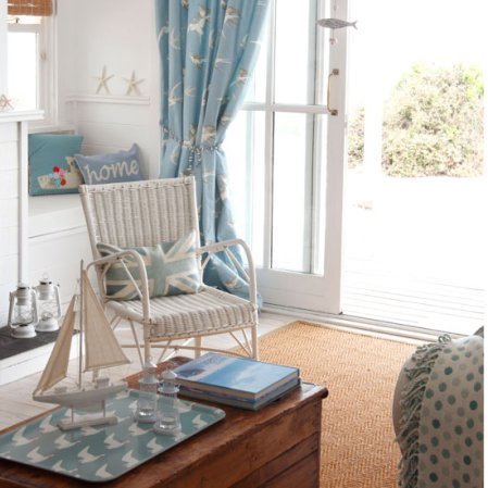roomenvy - nautical conservatory