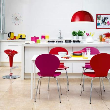roomenvy - rainbow brights kitchen