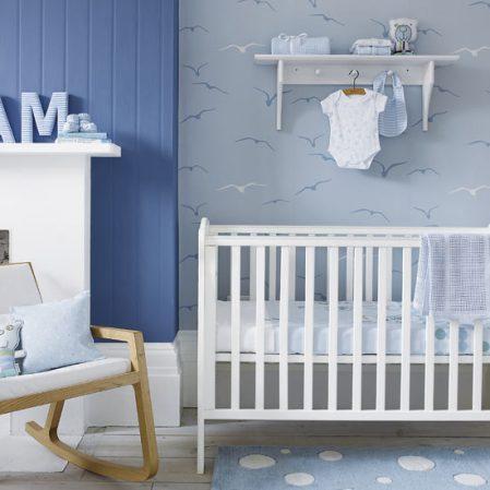 roomenvy - sky blue nursery ideas