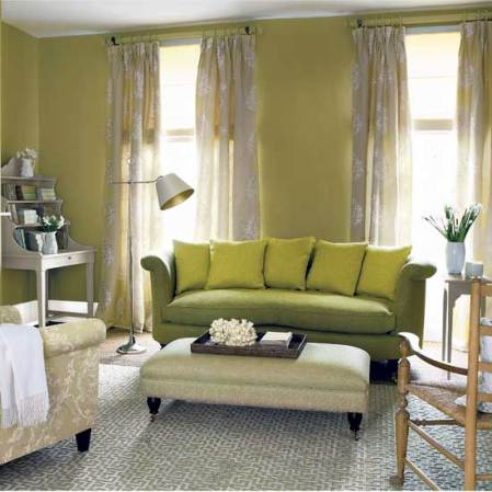 roomenvy - olive living room