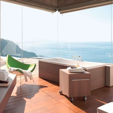 roomenvy - a bathroom with a view