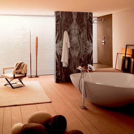roomenvy - hotel-chic bathroom