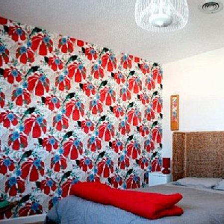 roomenvy - bird wallpaper design