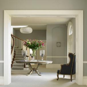roomenvy - smart traditional hallway