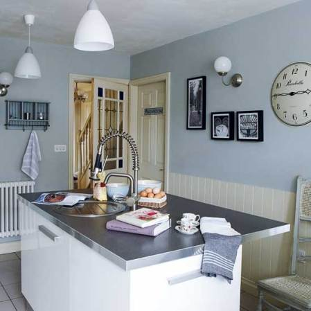 roomenvy - modern country kitchen