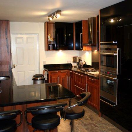 roomenvy - sleek modern Magnet kitchen
