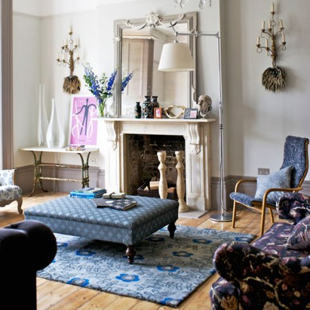 roomenvy - eclectic living room