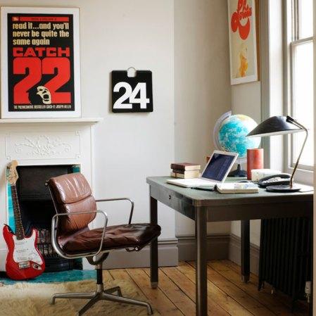 roomenvy - retro home office