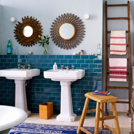 roomenvy - modern seaside-style bathroom