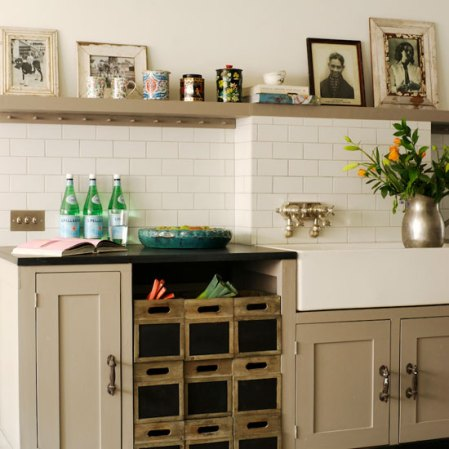 roomenvy - rustic kitchen