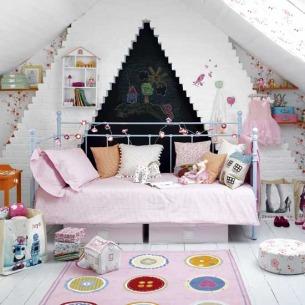 roomenvy - pretty girl's bedroom