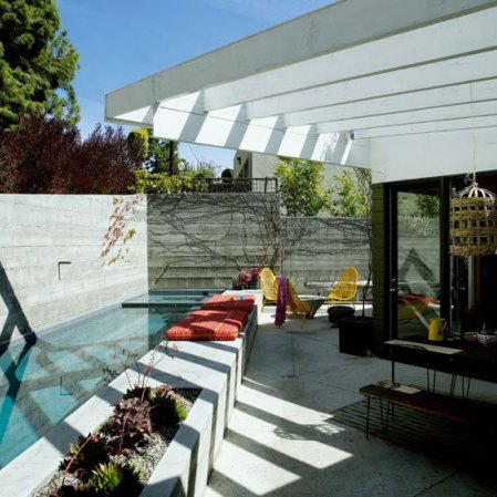 Outdoor pool - Livingetc.com - Roomenvy
