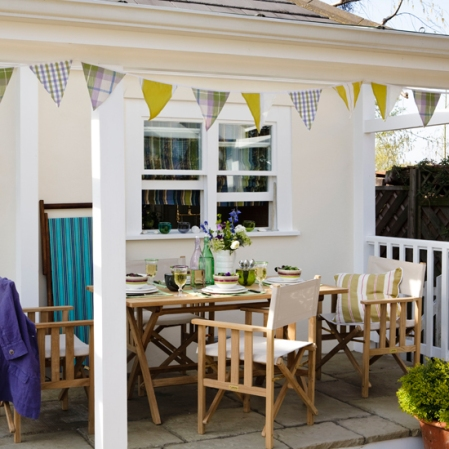 Alfresco dining - Country homes & Interiors - Roomenvy