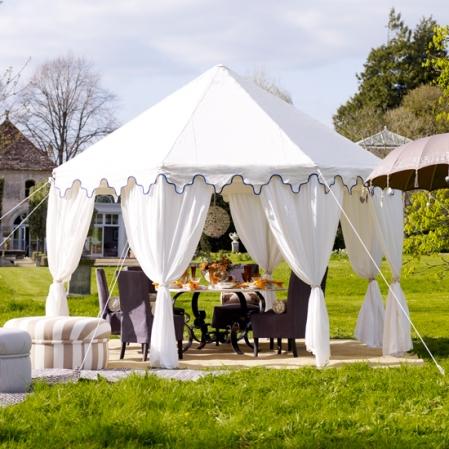 Smart gazebo - Alfresco dining - Homes & Gardens
