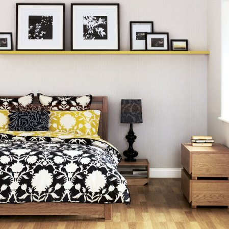 roomenvy - modern boutique bedroom