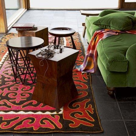 roomenvy - tribal living room
