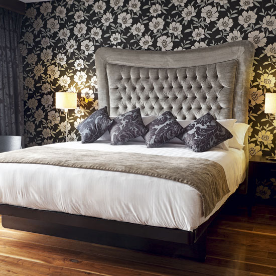 bedroom wallpaper samples. roomenvy - edroom wallpaper