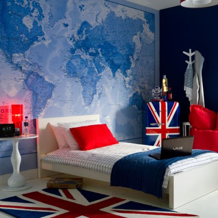 Summer of Love - Boys' bedrooms - Roomenvy