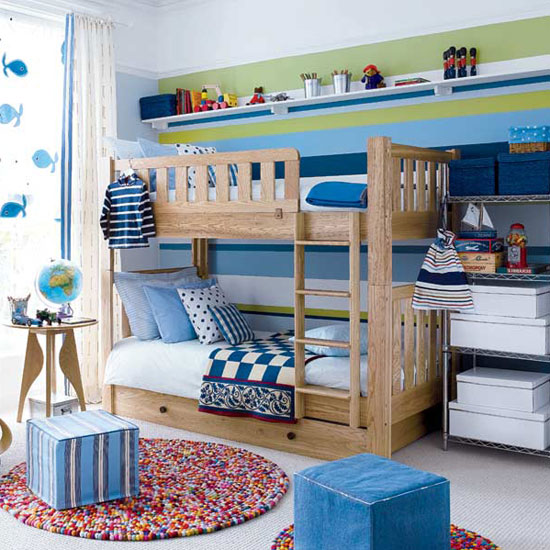 Summer of Love - Boys' bedroom ideas