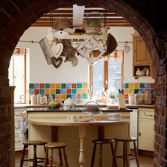 Interior Design English Country Kitchen Tiles - Country kitchen tiles