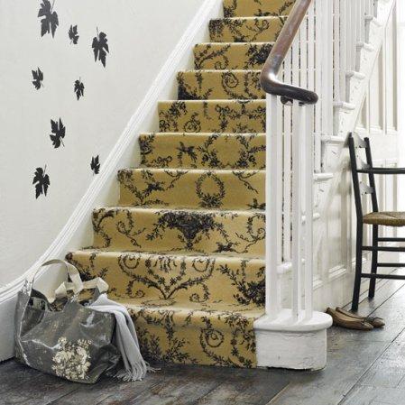 roomenvy - autumnal hallway decorating idea