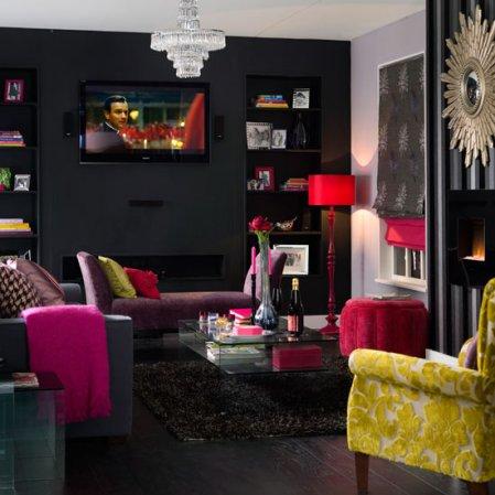 roomenvy - super glam living room