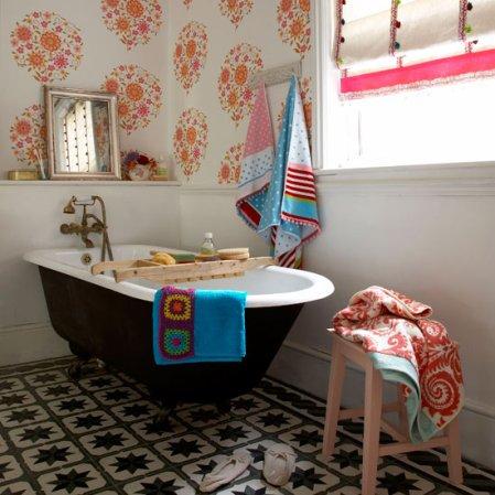 Country Bathroom Inspiration