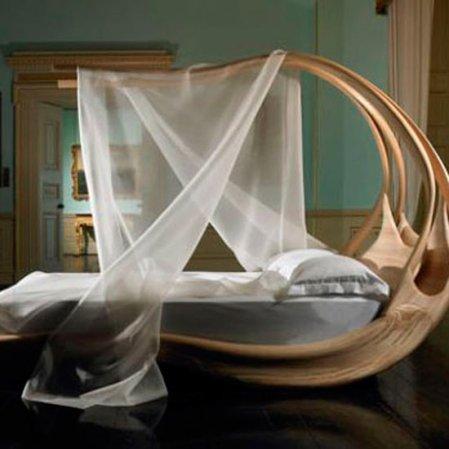 bedroom | bedroom-design-ideas | Canopy-bed | Freshhome