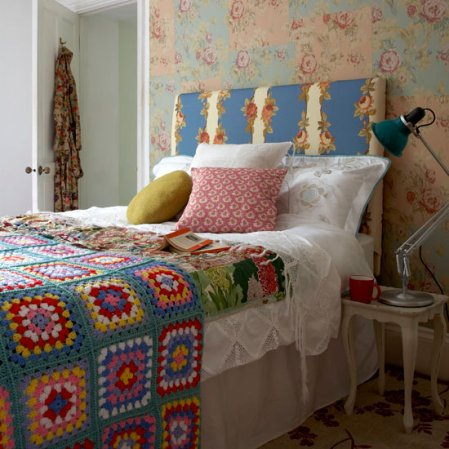 bedroom design ideas | country craft ideas | Country Homes & Interiors | image | Roomenvy