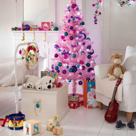 children's room | christmas | christmas decorating ideas | Asda | Roomenvy