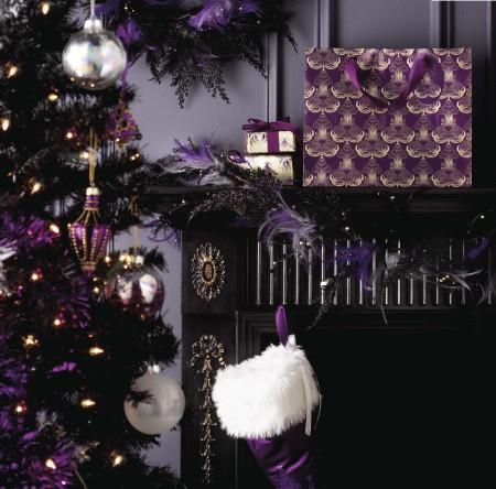 Christmas mantelpiece decorations | Christmas | Christmas decorating ideas | Laurence Llewelyn-Bowen | Matalan