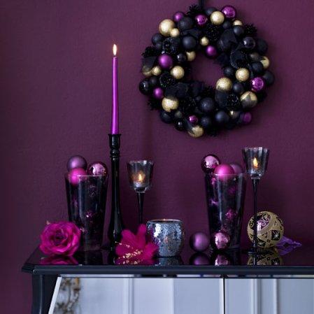 Christmas wreath | christmas | christmas decorating ideas | House of Fraser