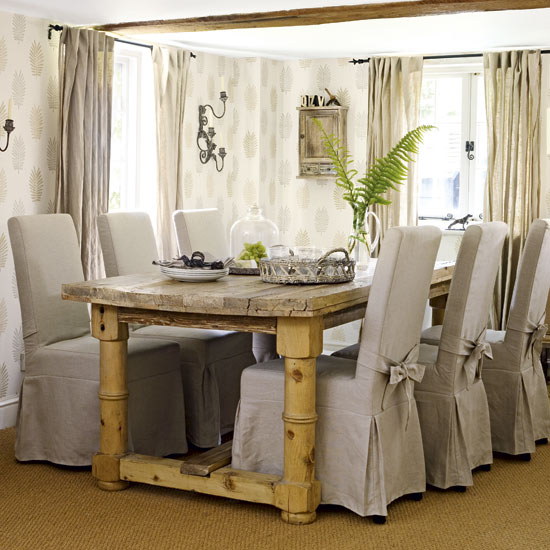 Country Dining Room Decor Ideas dining room decor ideas - living rooms