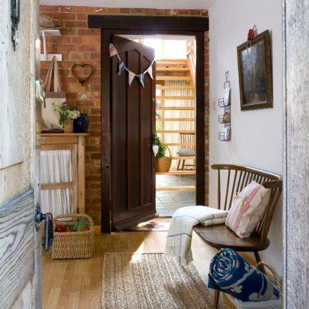 Entry Hallway Decorating Ideas