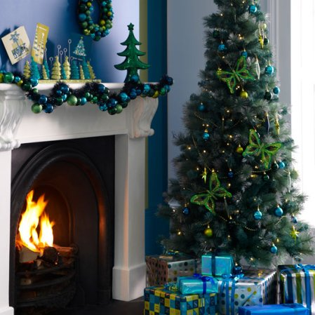 living room | christmas | christmas decorating ideas | Next | Roomenvy