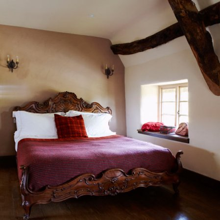 bedroom | country cottage house tour | country homes & interiors