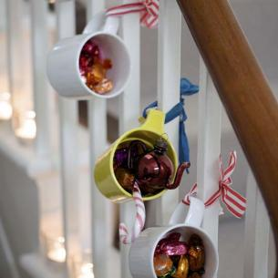 christmas hallway ideas | christmas | easy christmas ideas | livingetc | roomenvy