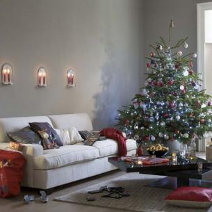 christmas lights | christmas | easy christmas ideas | livingetc | roomenvy