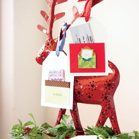 roomenvy - make Christmas gift vouchers more personal