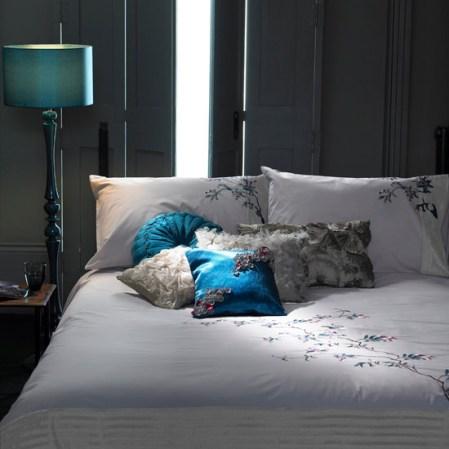 roomenvy - Modern Oriental bedroom