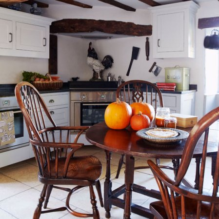kitchen-diner | country cottage house tour | country homes & interiors