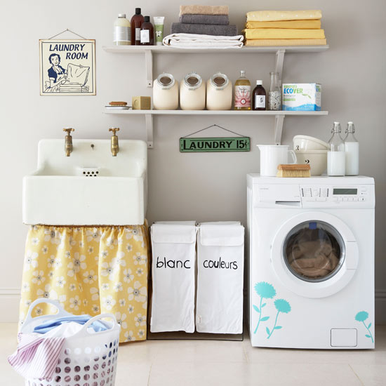 laundry room | utility room | laundry room ideas | dirt devil | roomenvy