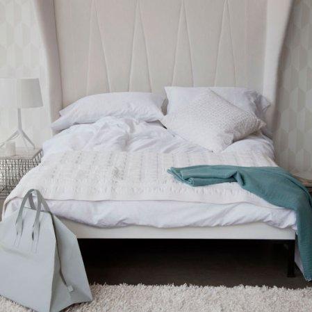 white bedroom | bedroom design ideas | Livingetc | Roomenvy